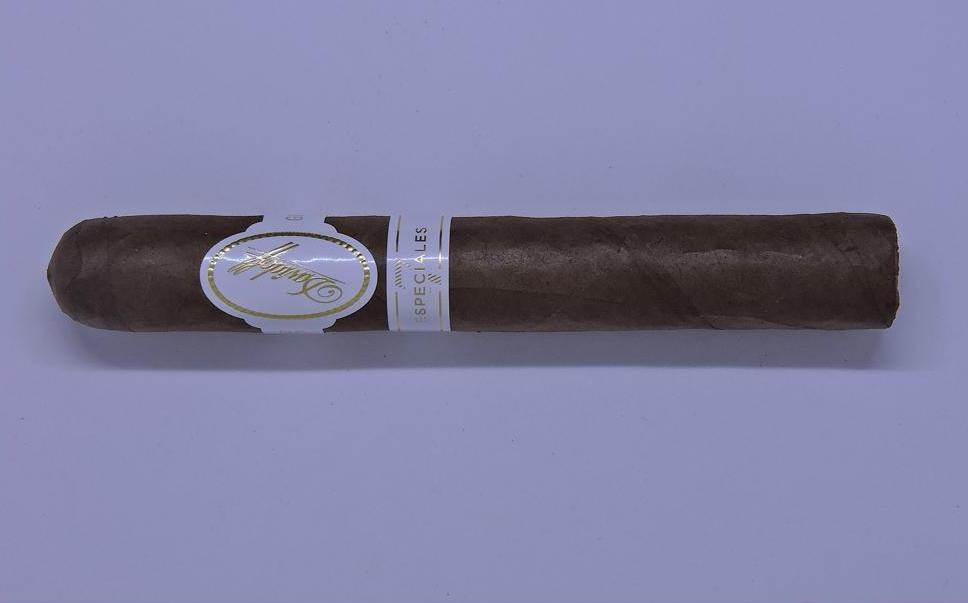 Cigar Review: Davidoff Robusto Real Especiales 7 (2019)