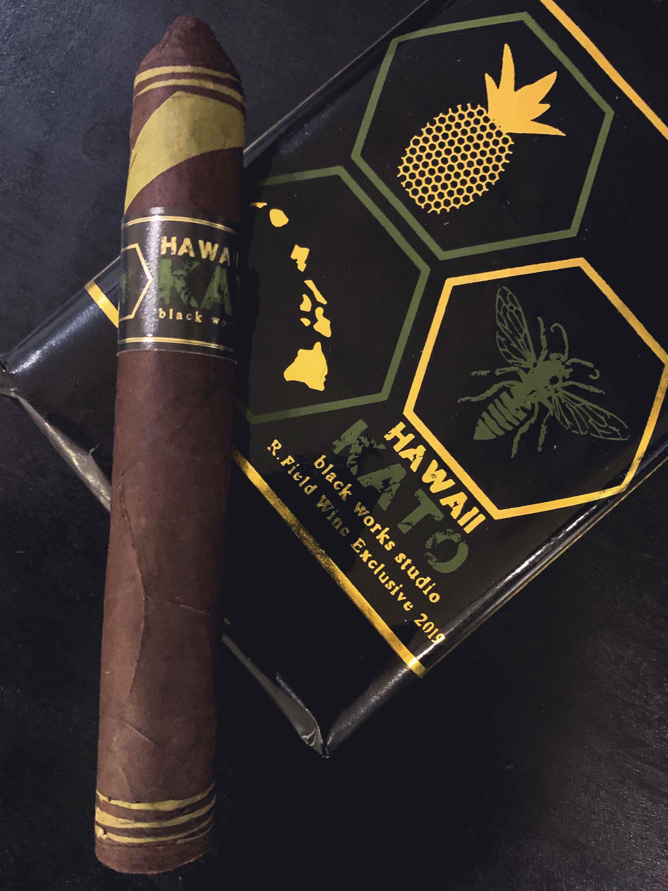 Cigar News: Oveja Negra Brands Announces Black Works Studio Hawaii Kato Shop Exclusive