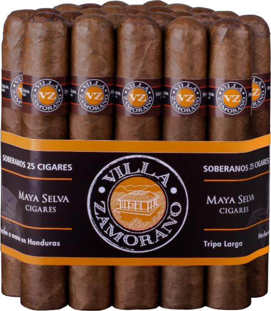 Cigar News: Maya Selva Cigars to Introduce Villa Zamorano Soberanos at Inter-Tabac 2019