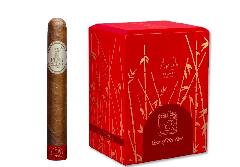 Cigar News: Maya Selva Year of the Rat Limited Edition 2020 to Launch at Inter-Tabac 2019