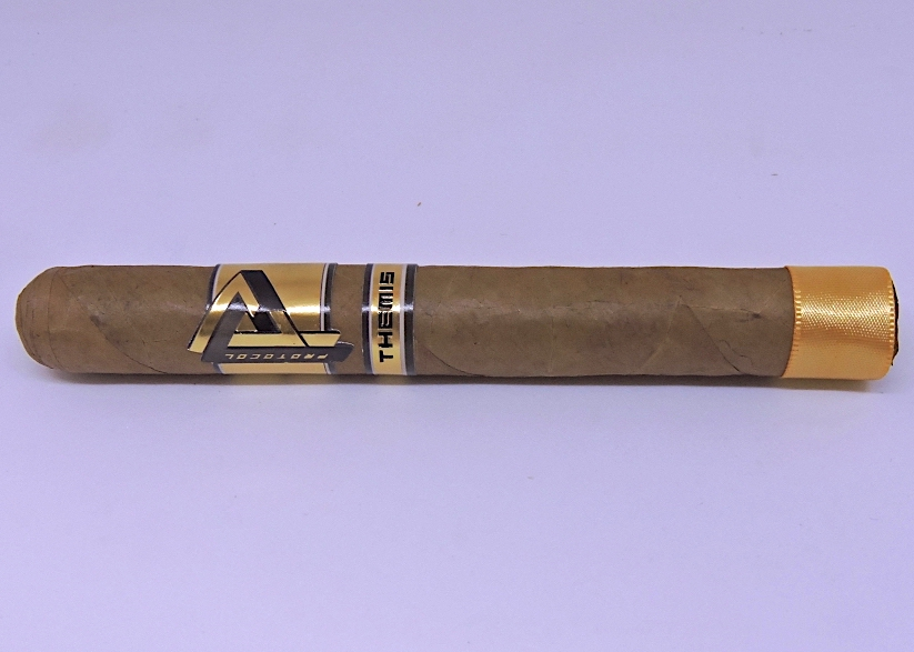 Agile Cigar Review: Protocol Themis Corona Gorda by Cubariqueño Cigar Company