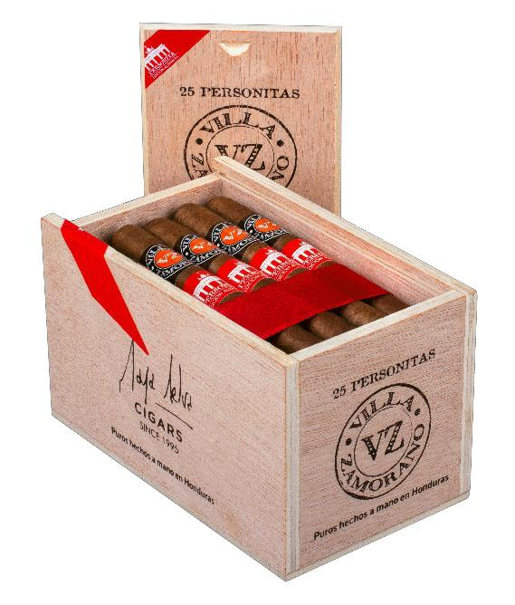 Cigar News: Maya Selva Cigars to Introduce Villa Zamorano Reserva Personita at Inter-Tabac 2019