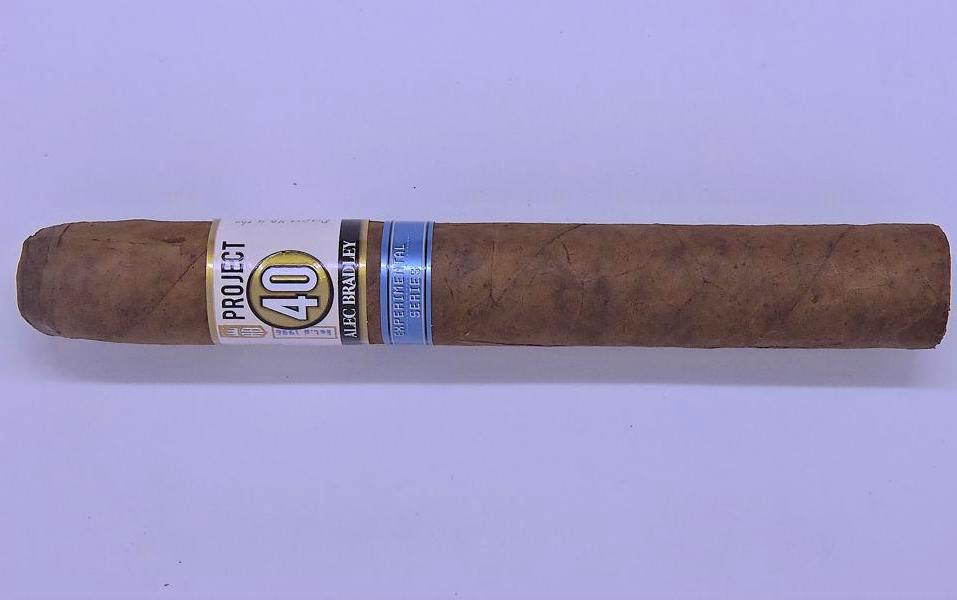 Cigar Review: Alec Bradley Project 40 06.52
