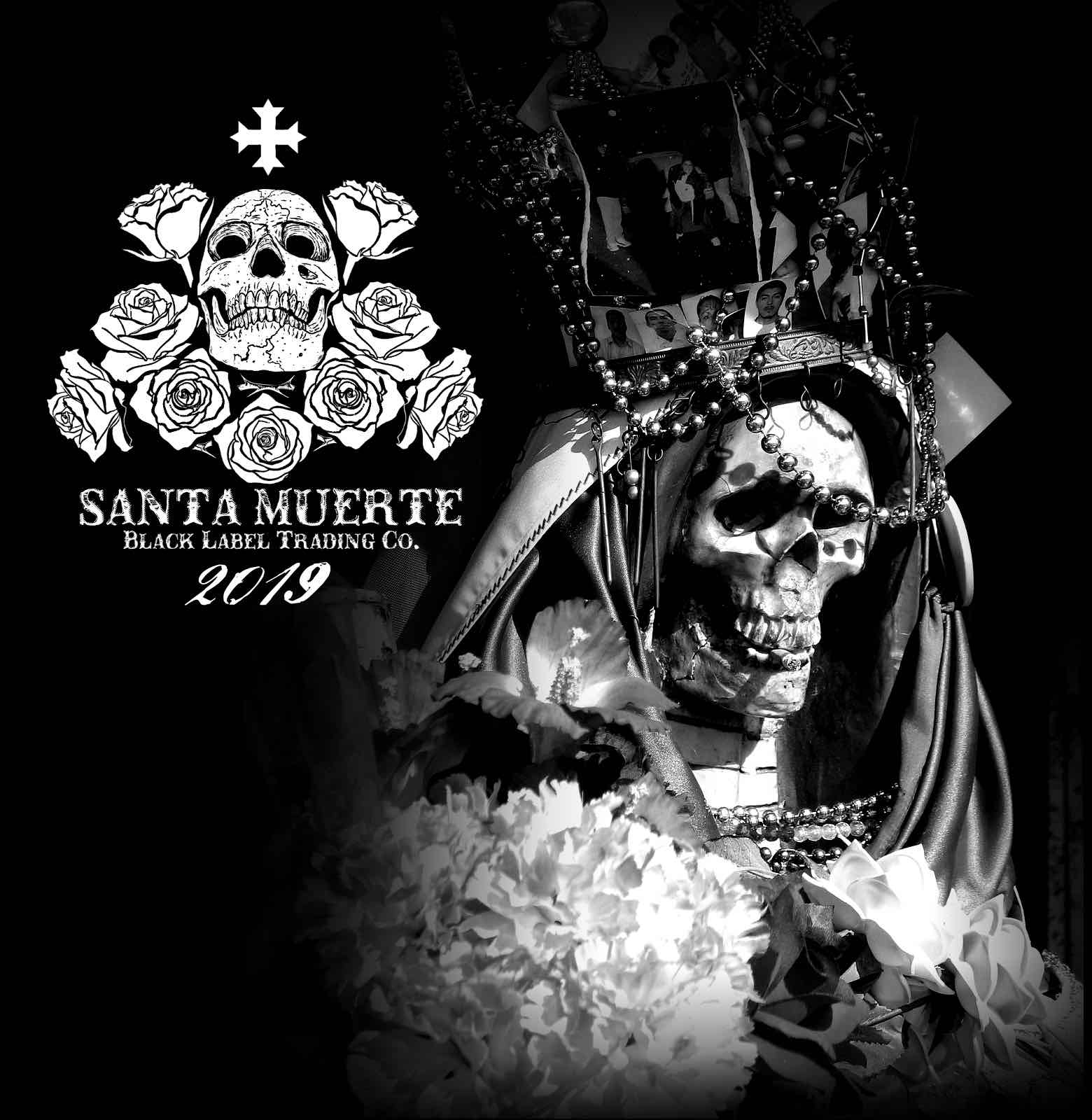 Cigar News: Black Label Trading Company Santa Muerte 2019 Released