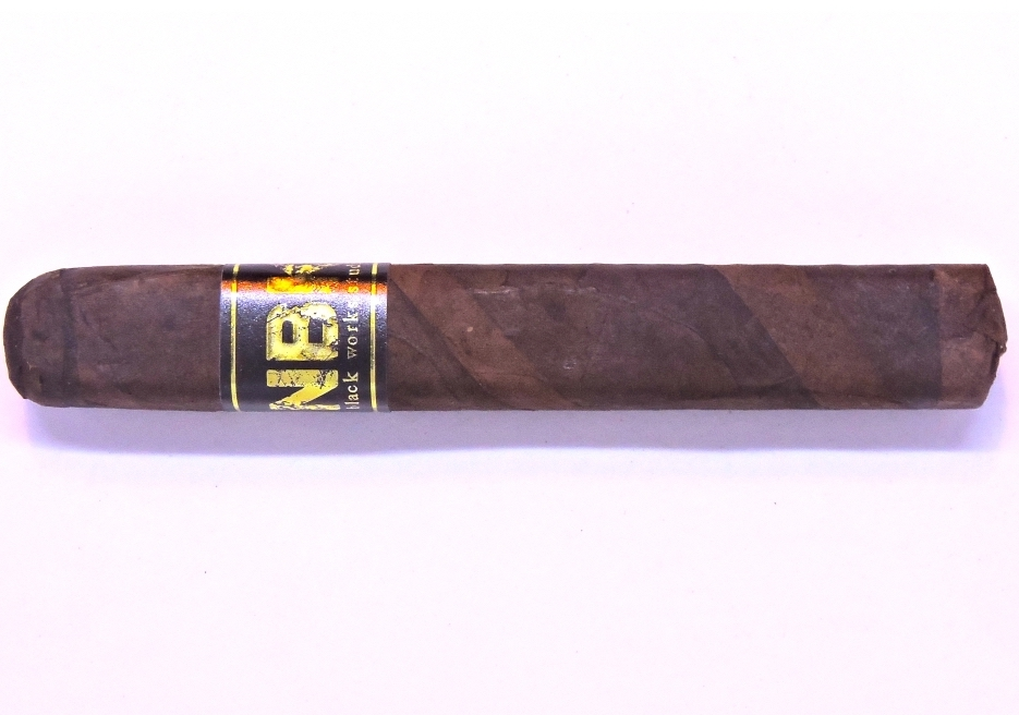 Cigar Review: Black Works Studio NBK Lizard King