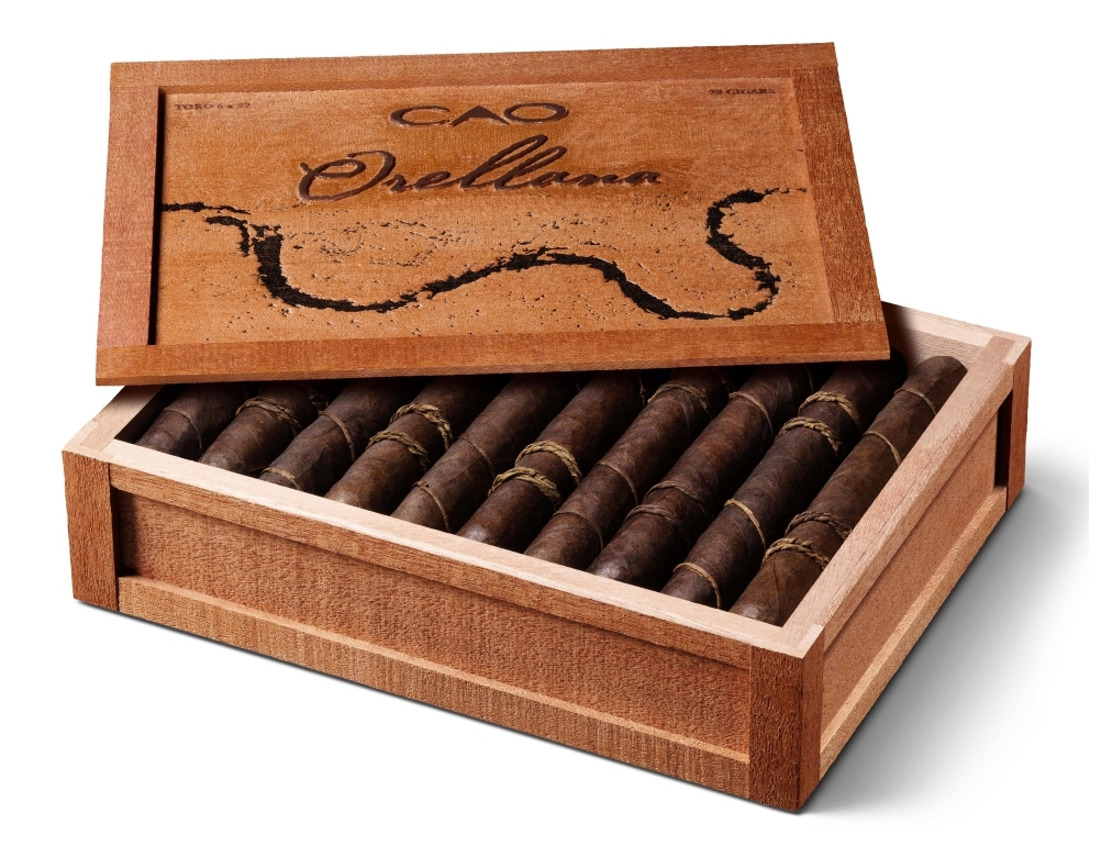Cigar News: CAO Orellana Arrives at Stores