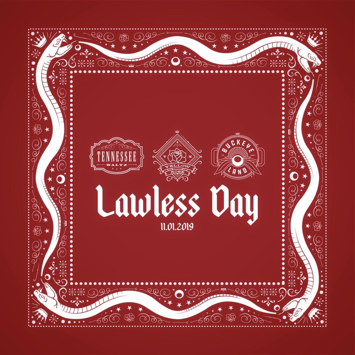 Cigar News: Crowned Heads Lawless Day Returns for 2019