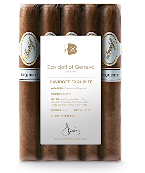 Cigar News: Davidoff Exquisite Slated for Vault Release