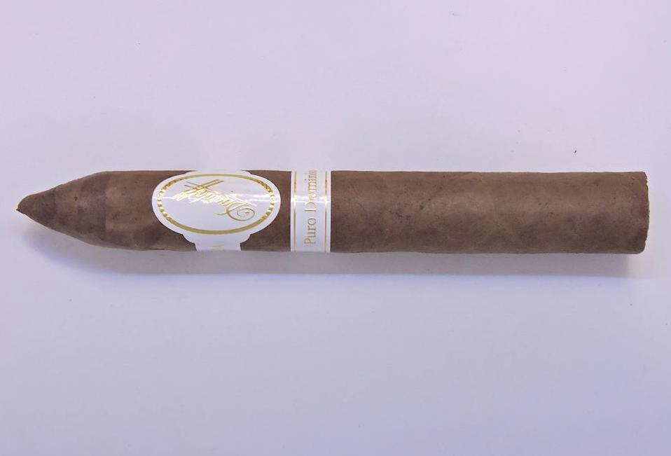 Cigar Review: Davidoff Puro Dominicano Belicoso (2018 Vault Release)