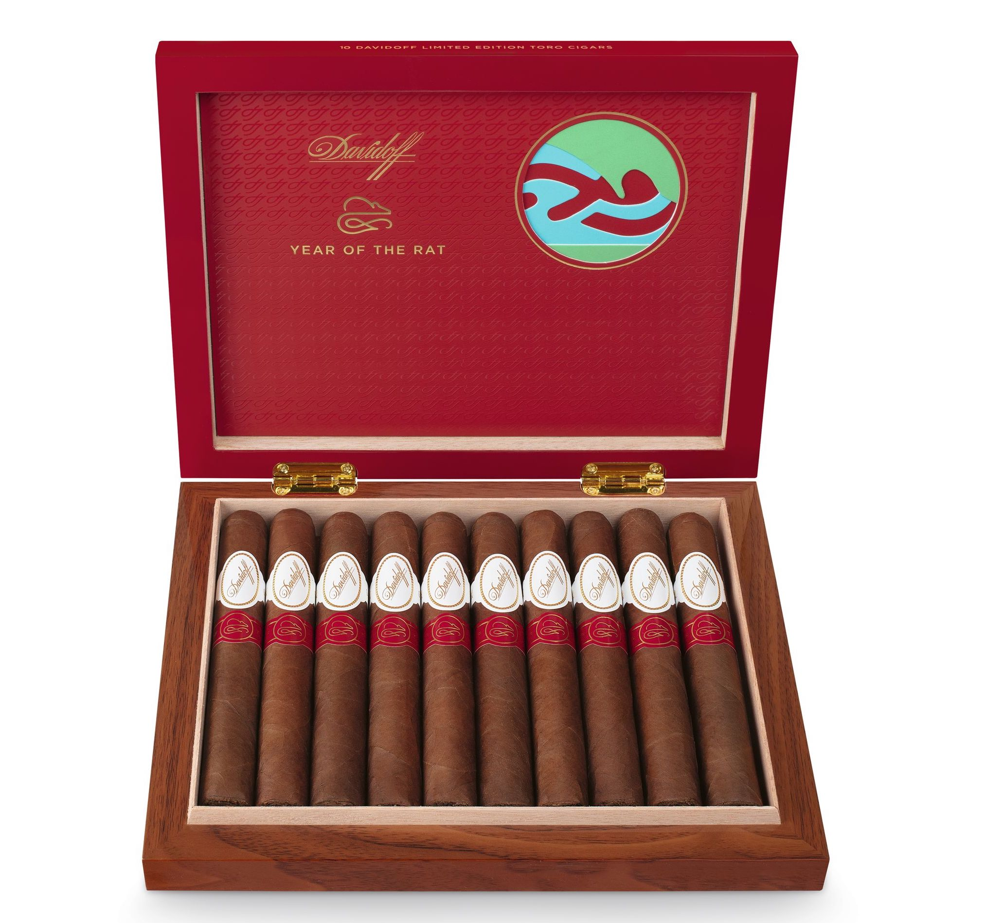 Cigar News: Davidoff Year of the Rat Limited Edition 2020 Announced