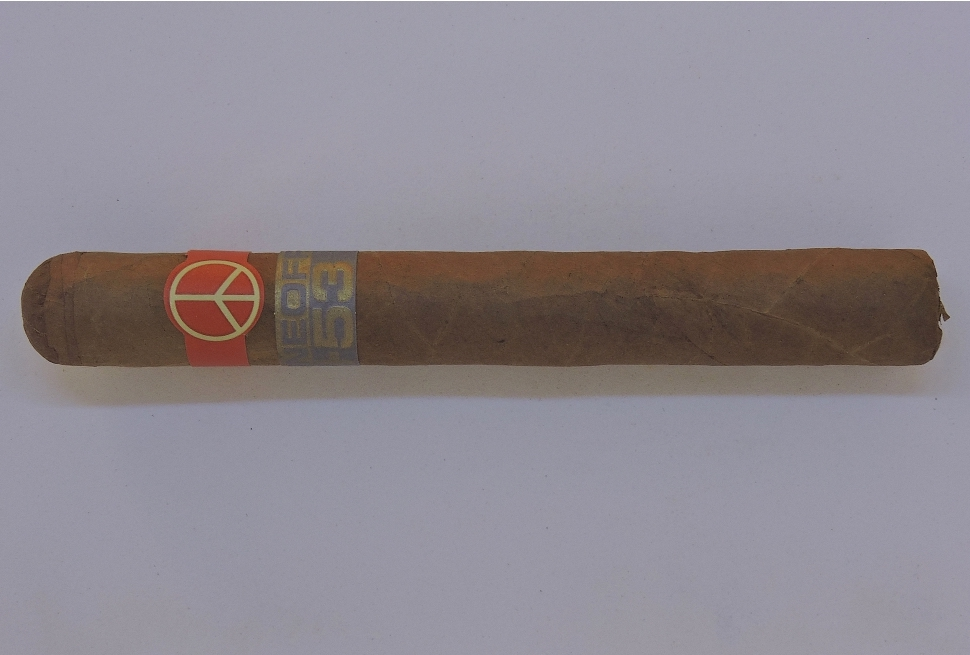 Cigar Review: OneOff +53 Super Robusto by Illusione Cigars