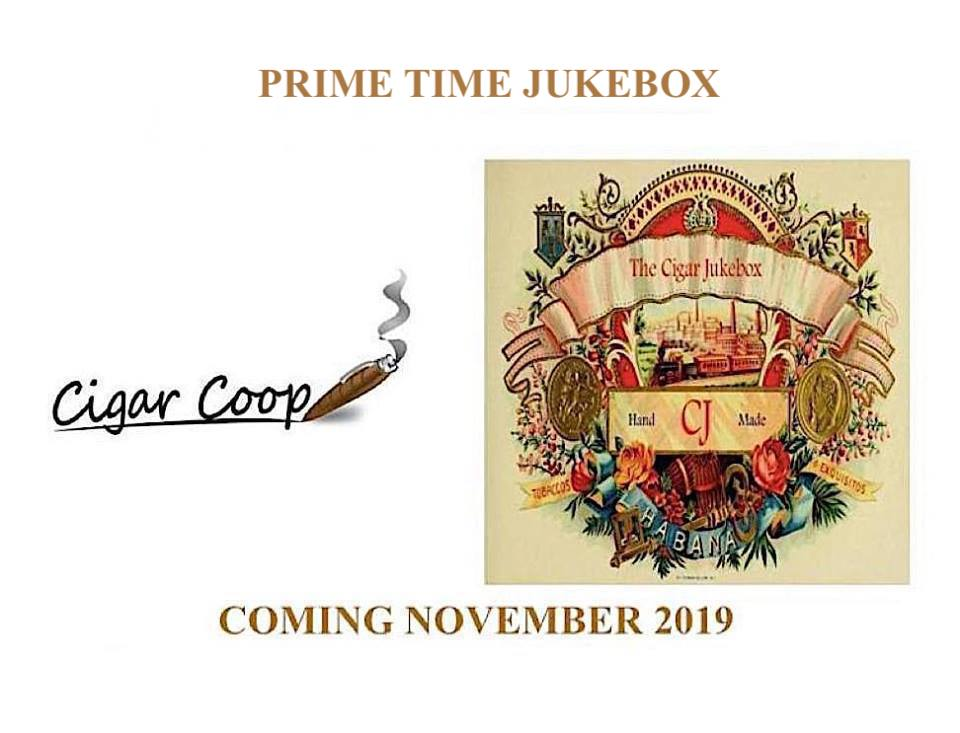 Announcement: Prime Time Cigar Jukebox Becomes Prime Time Jukebox