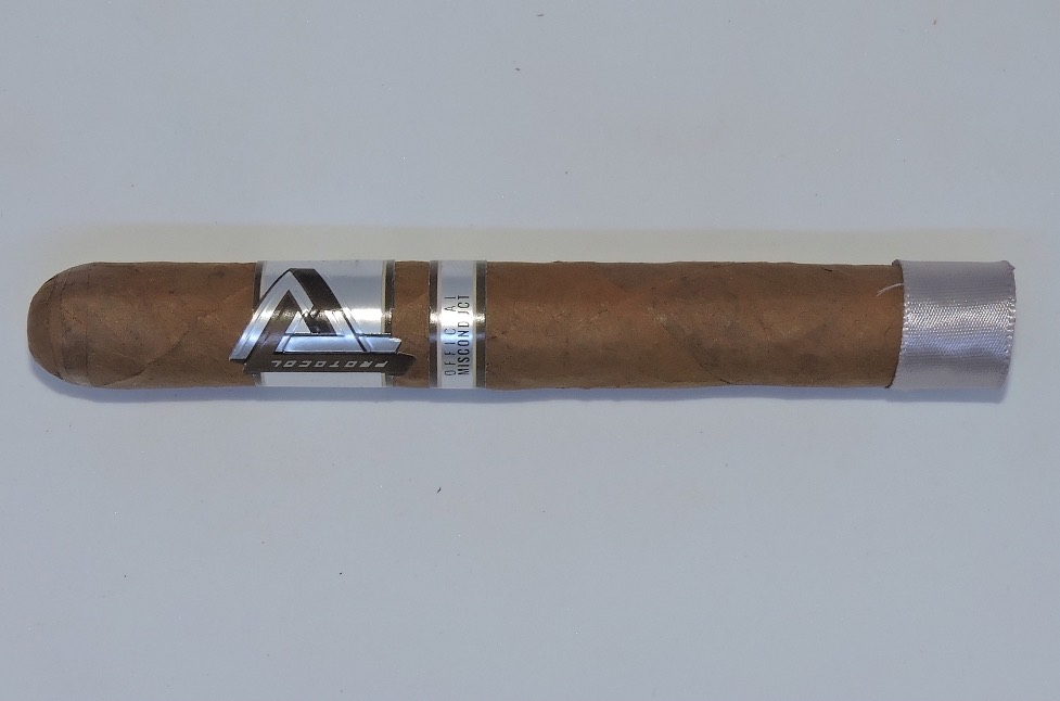 Agile Cigar Review: Protocol Official Misconduct Corona Gorda by Cubariqueño Cigar Company