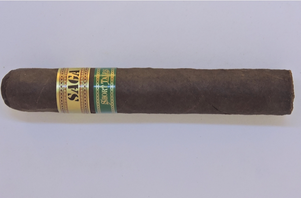 Agile Cigar Review: Saga Short Tales Tomo VI: The Sixth Element: El Tabaco by De Los Reyes Cigars