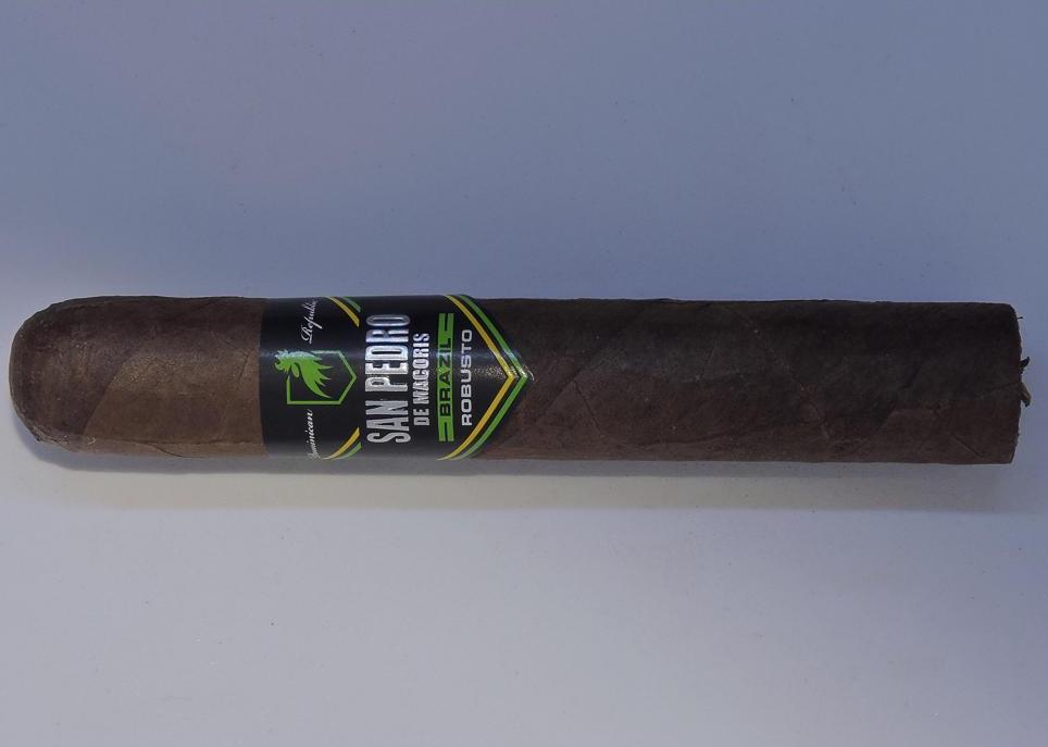 Cigar Review: San Pedro de Macorís Brazil Robusto by Royal Agio Cigars