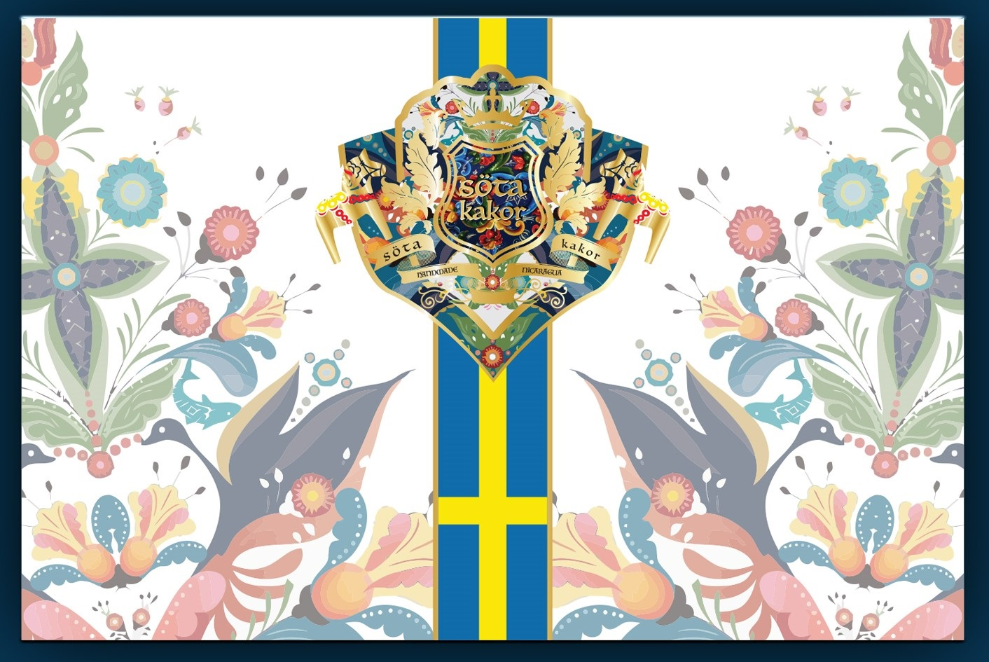 Cigar News: JSK Cigars to Release Söta Kakor for Sweden