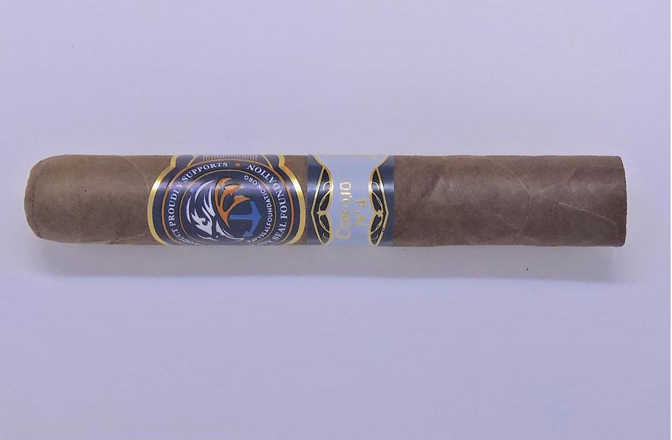 Cigar Review: Southern Draw IGNITE Corojo No. 4 Rothschild