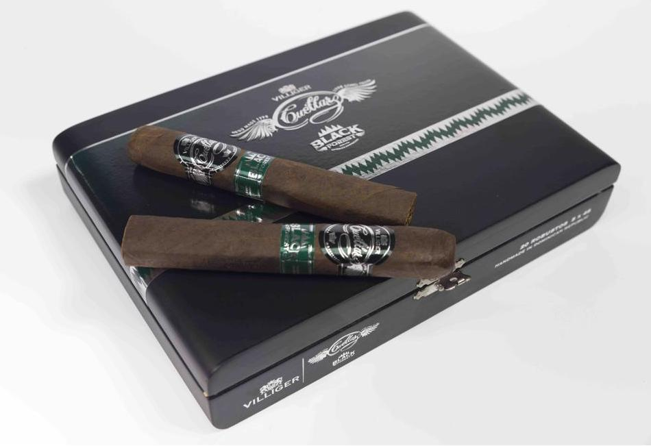 Cigar News: Villiger to Release Cuellar Black Forest