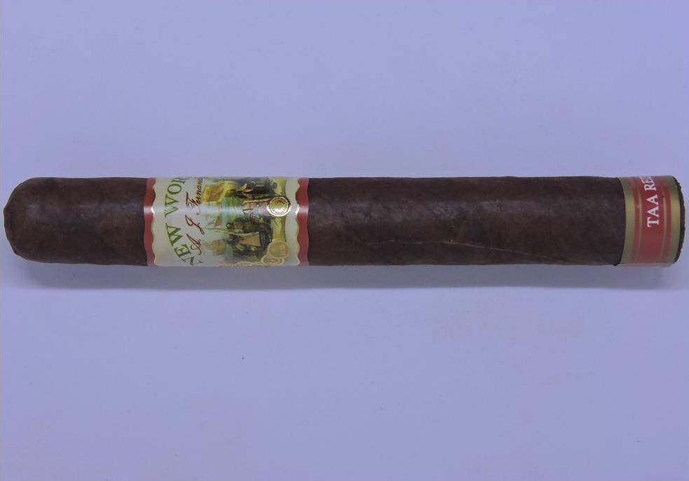 Agile Cigar Review: AJ Fernandez New World Redondo (TAA Exclusive)