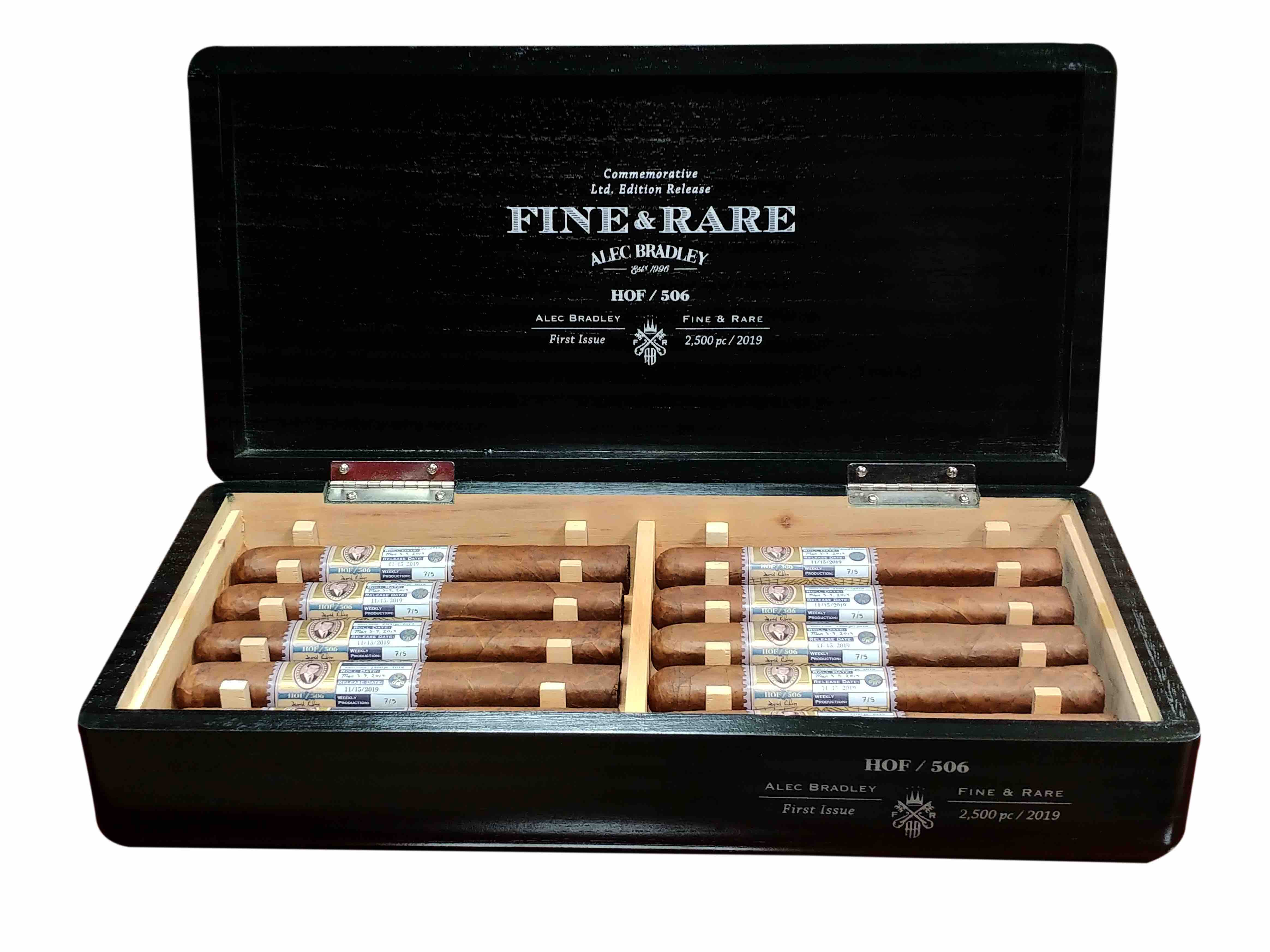 Cigar News: Alec Bradley Fine & Rare HOF / 506 Arrives at Stores