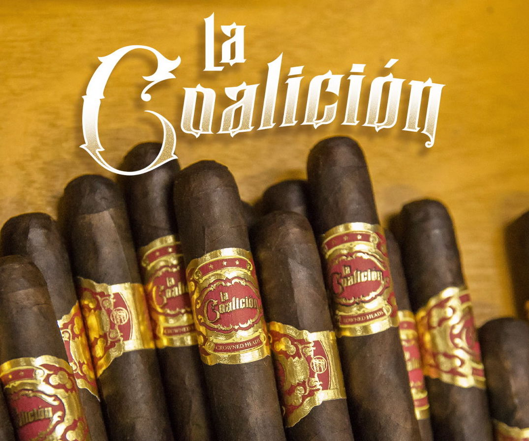 Cigar News: Crowned Heads La Coalición Heads to Market