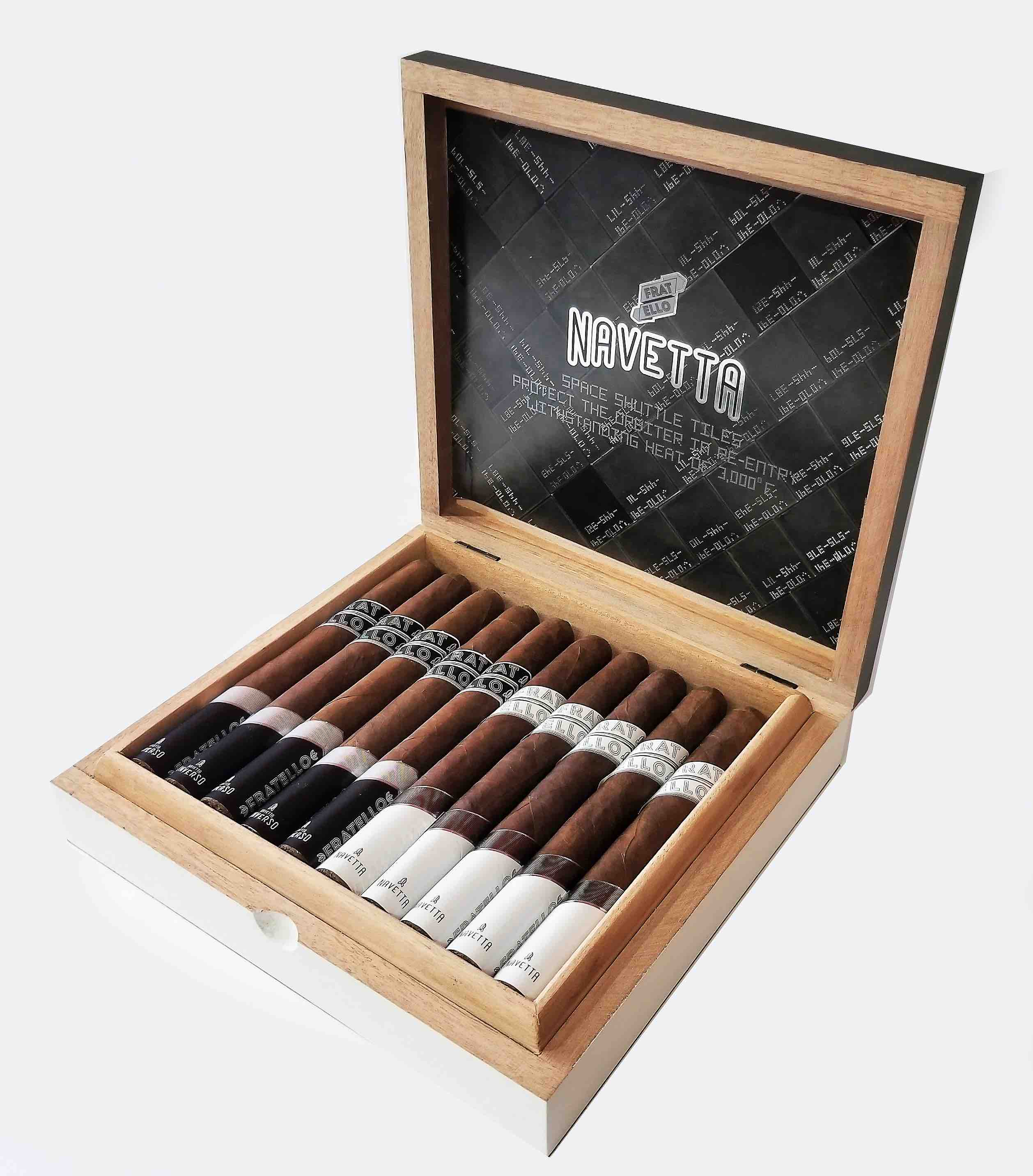 Cigar News: Fratello Navetta and Navetta Inverso Churchill Announced as Store Exclusive
