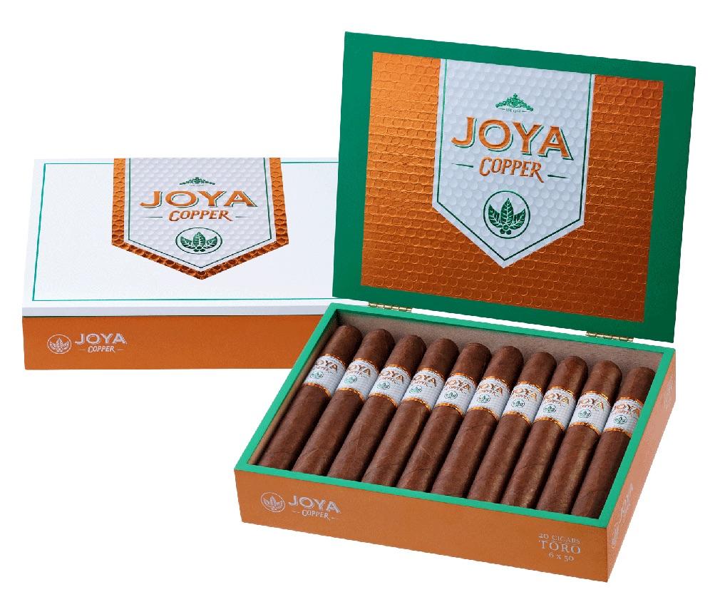 Cigar News: Joya de Nicaragua Adds Joya Copper Shop Exclusive