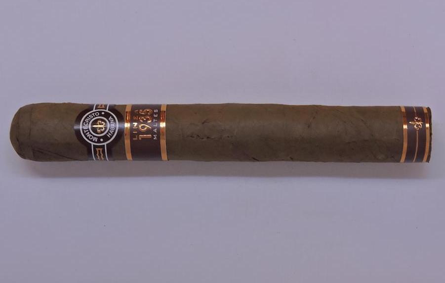 Cigar Review: Montecristo Línea 1935 Maltés