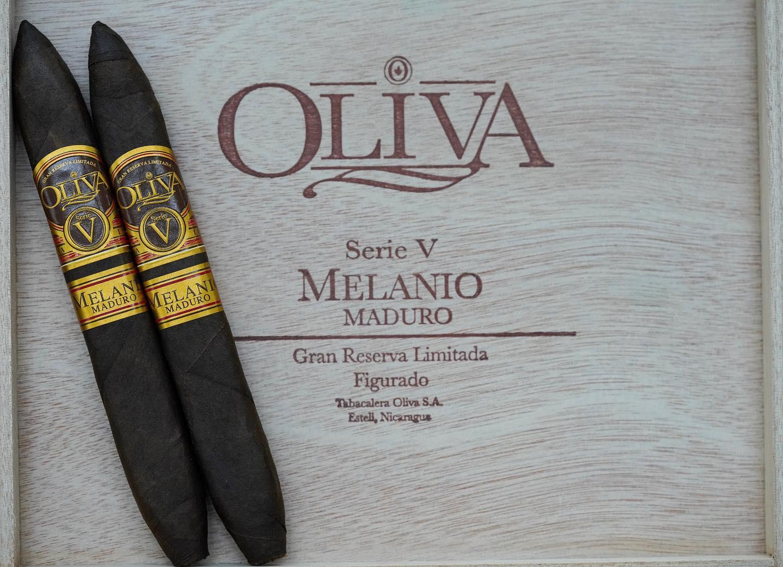 Cigar News: Oliva Serie V Melanio Maduro Gran Reserva Limitada Figurado Ships