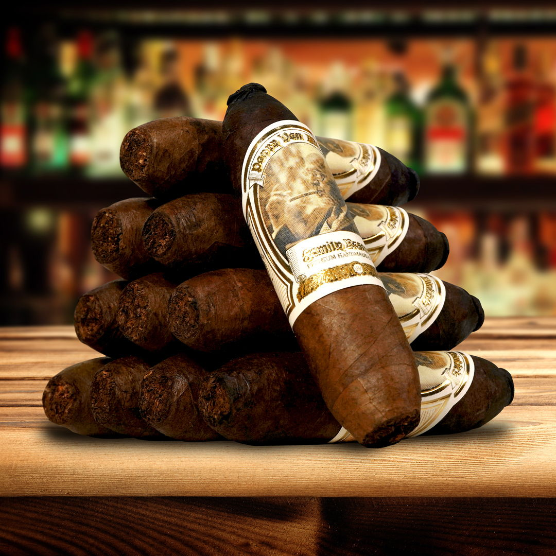 Cigar News: Drew Estate Pappy Van Winkle Family Reserve Flying Pig Now Available