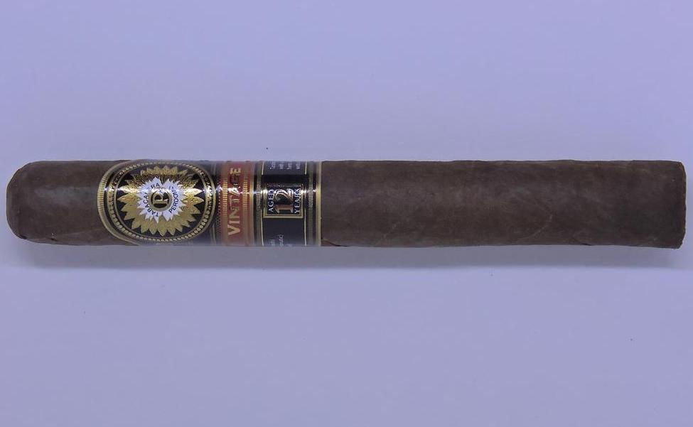 Perdomo Double Aged 12-Year Vintage Maduro Churchill