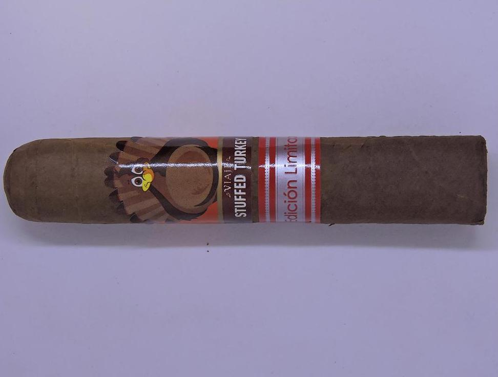 Cigar Review: Viaje Stuffed Turkey White Meat Edición Limitada 2017