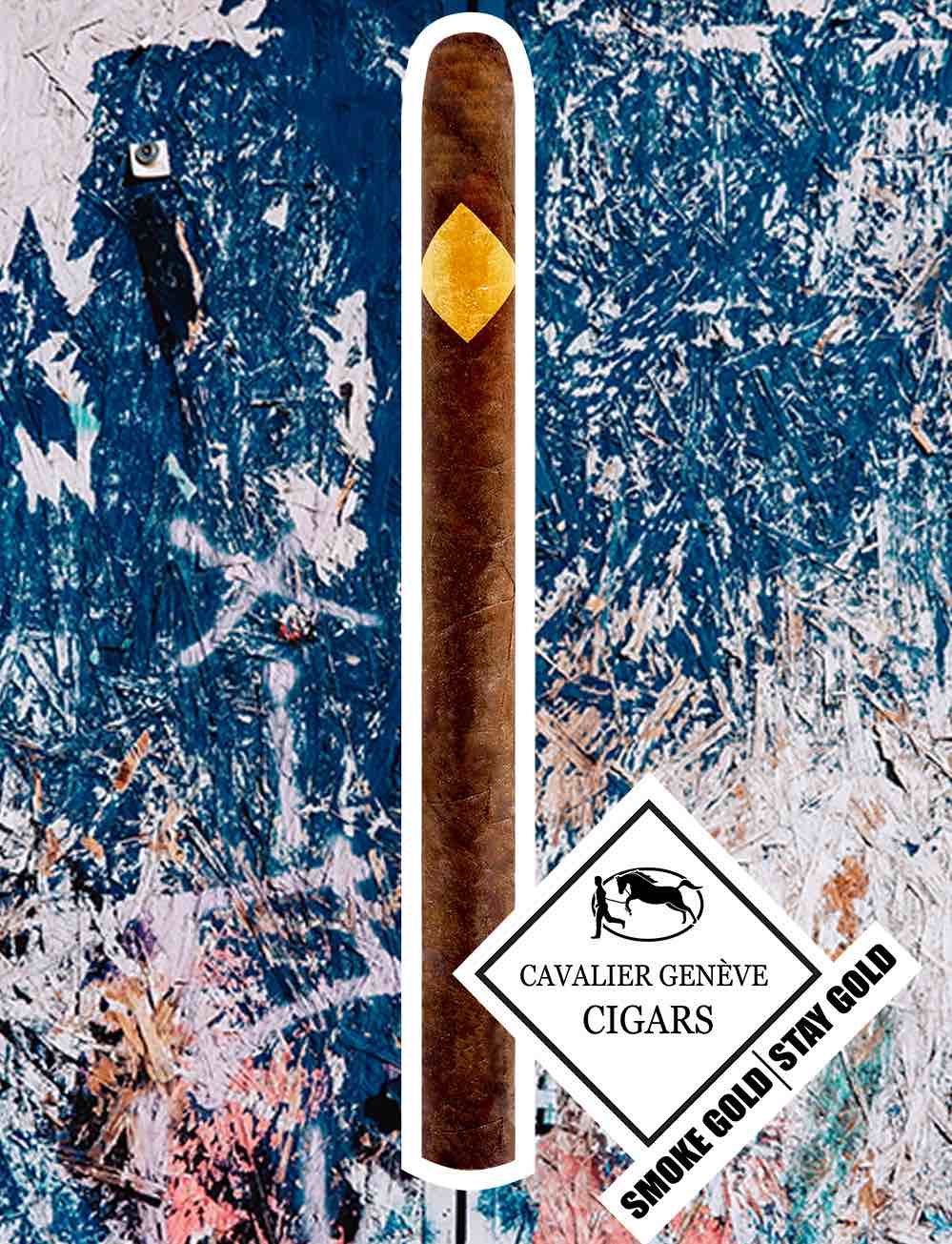 Cigar News: Cavalier Genève Black II Lancero Heads to Retailers