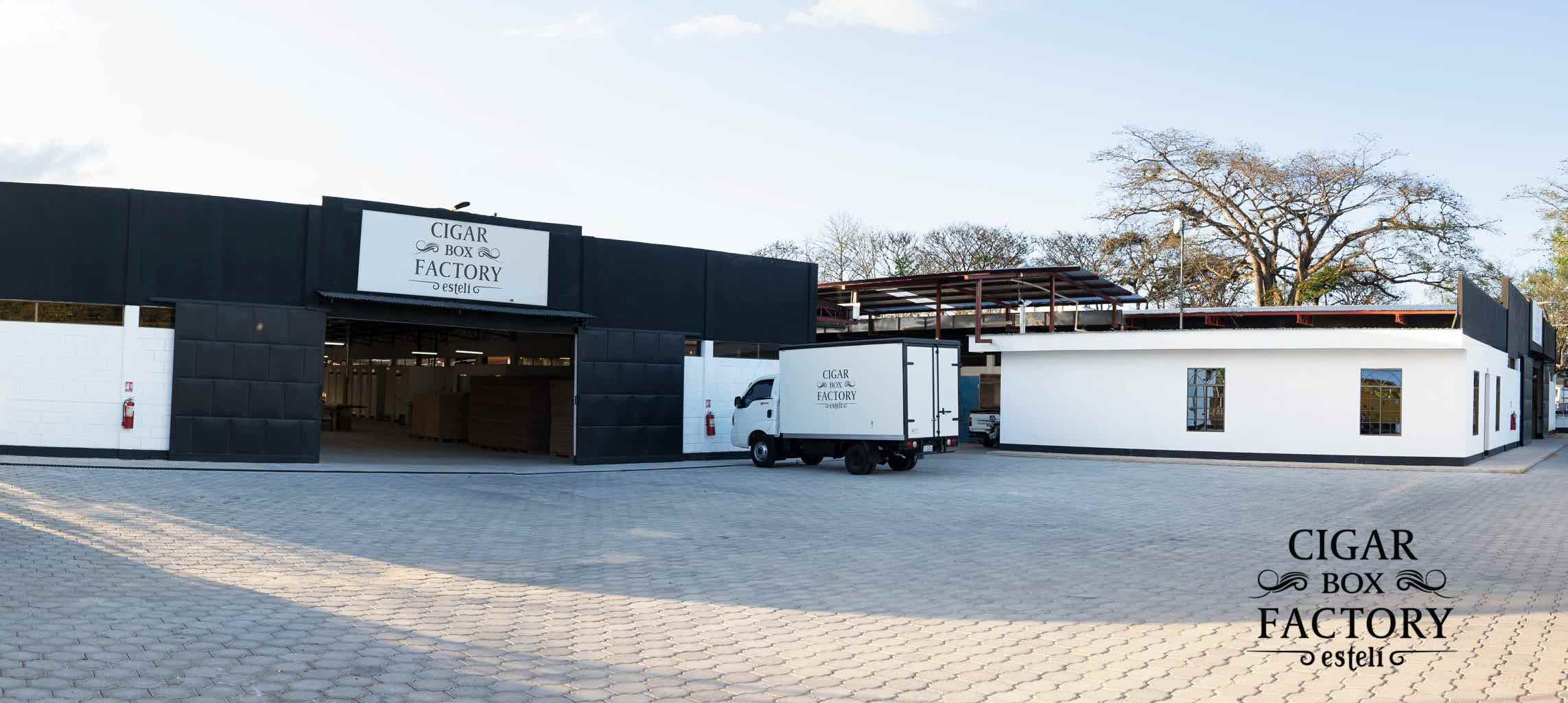 Cigar News: Cigar Box Factory Estelí Officially Announces New Facility