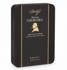 Davidoff Winston Churchill The Late Hour Petit Panetela