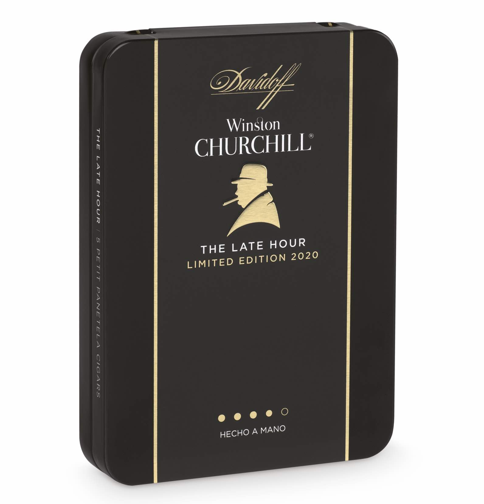 Cigar News:  Davidoff Winston Churchill The Late Hour Petit Panetela Limited Edition Announced