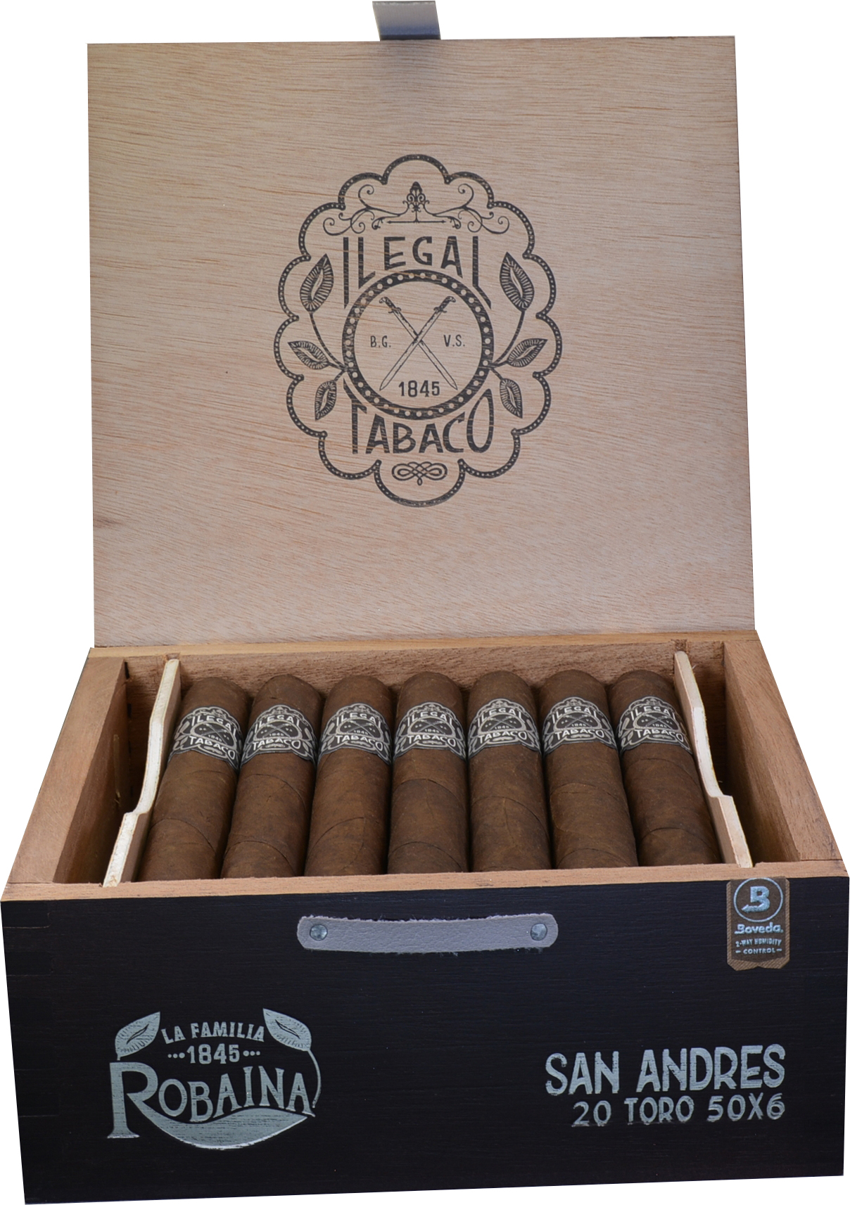 Cigar News: La Familia Robaina Ilegal Set to Hit Stores