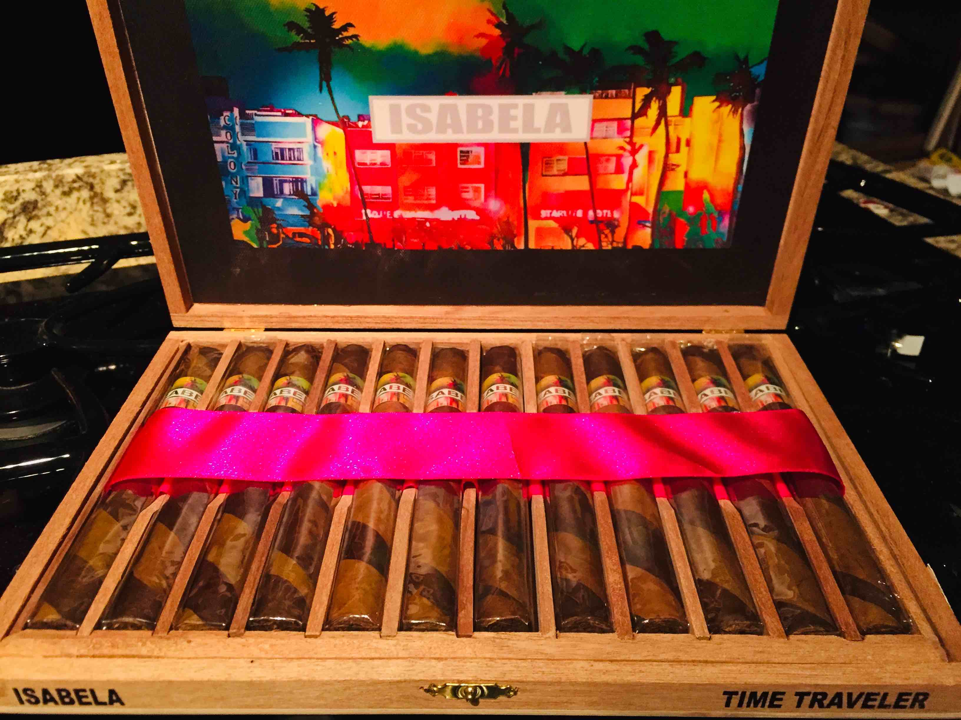 Cigar News: Isabela Cigar Company Releases Time-Traveler 2019