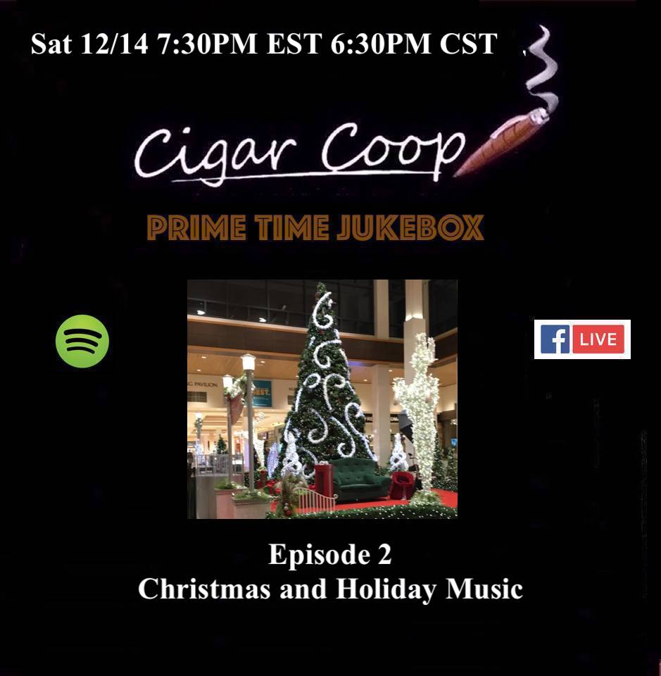 Announcement: Prime Time Jukebox Episode 2 – Christmas and Holiday Music