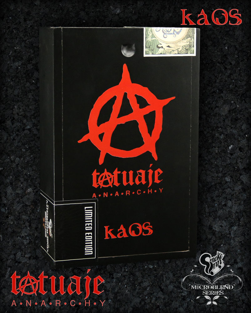 Cigar News: Tatuaje Anarchy KAOS to Launch March 9th