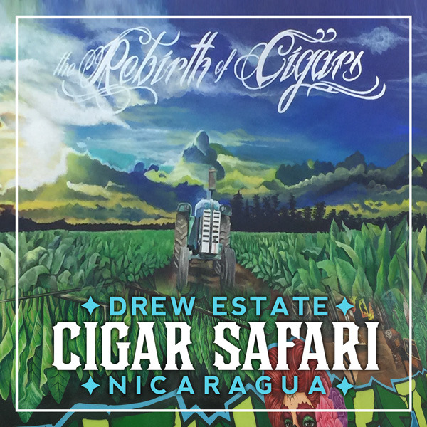 Cigar News: Drew Estate Announces Return of Cigar Safari for 2020