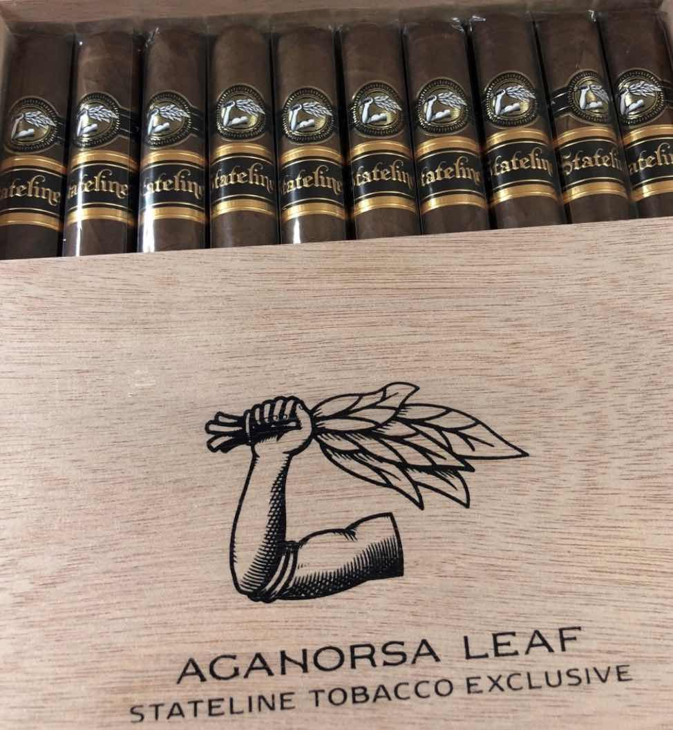 Cigar News: Aganorsa Leaf Creates Exclusive Release for Stateline Cigar Lounge
