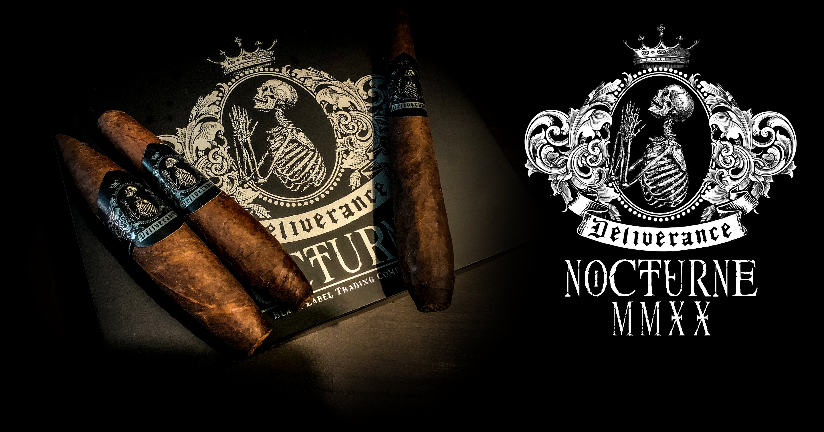 Cigar News: Black Label Trading Company Deliverance Nocturne Returns for 2020