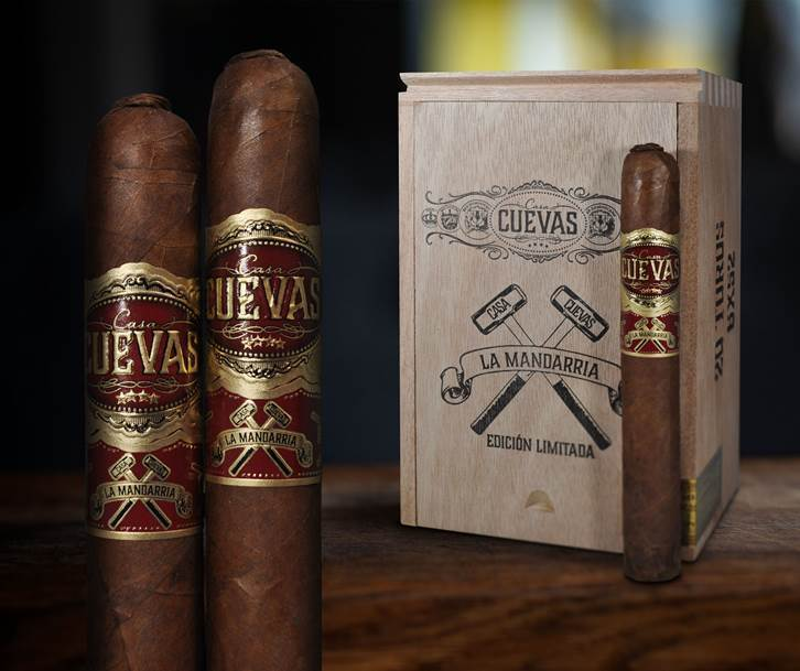 Cigar News: Casa Cuevas Takes La Mandarria to Regular Production