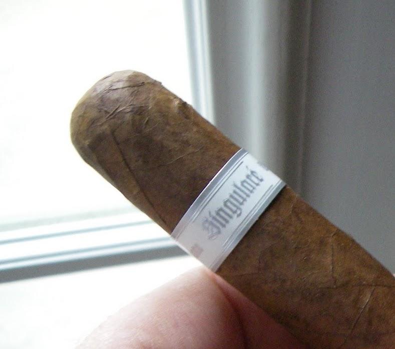 Cigar Review: Illusione Singulare Phantom 2010