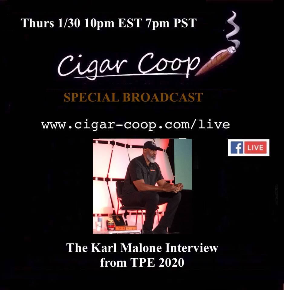 Announcement: Prime Time from TPE 20 – The Karl Malone Interview