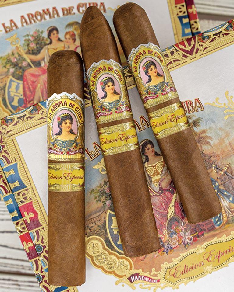 Cigar News: Ashton Releases Revamped La Aroma de Cuba Edición Especial