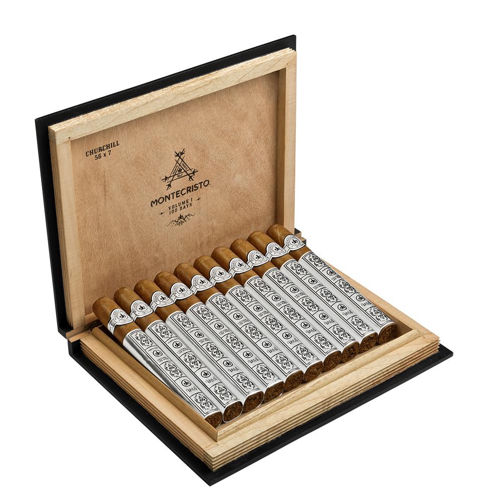Cigar News: Santa Clara Cigars Releases Montecristo Volume 1: 100 Days
