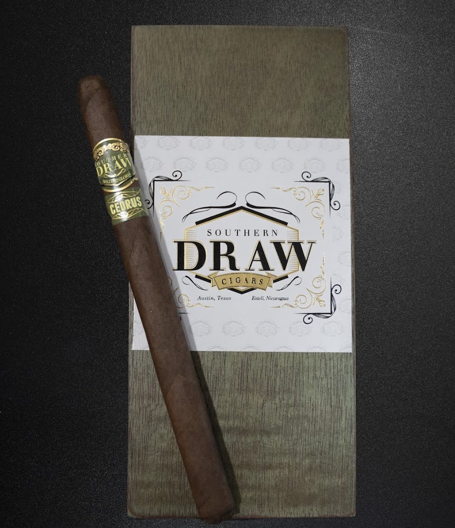 Cigar News: Southern Draw to Launch Cedrus Lancero at TPE 2020