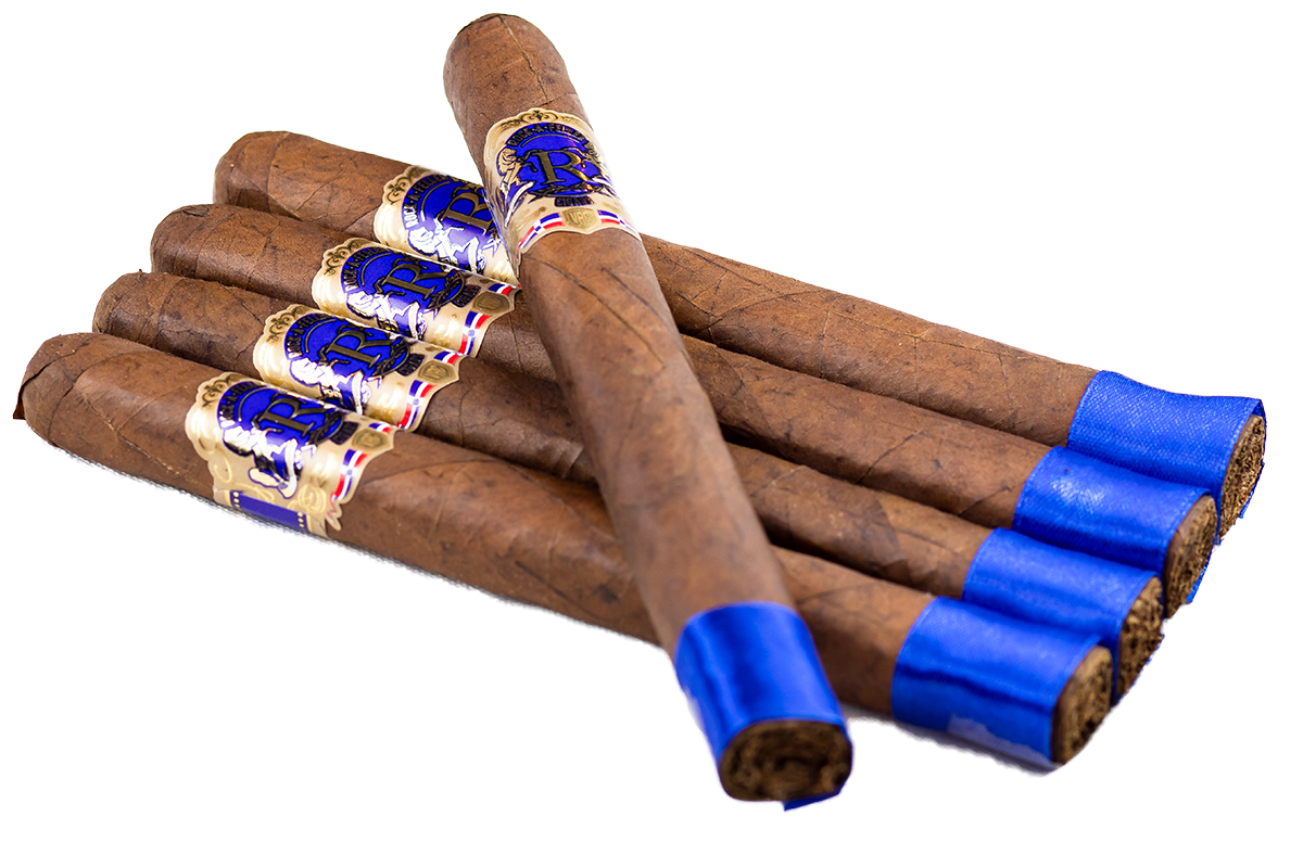 Cigar News: Vintage Rock-A-Feller Cigar Group to Launch Dominican Blue Box Pressed Churchill at TPE 2020